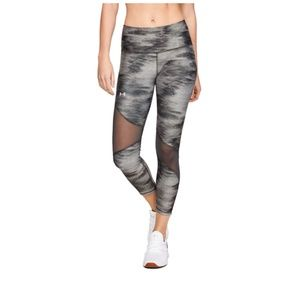 Under Armour | Ankle Crop Silver Print